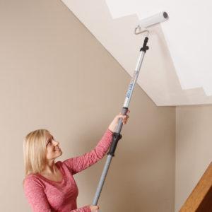 правильный выбор валика для потолка