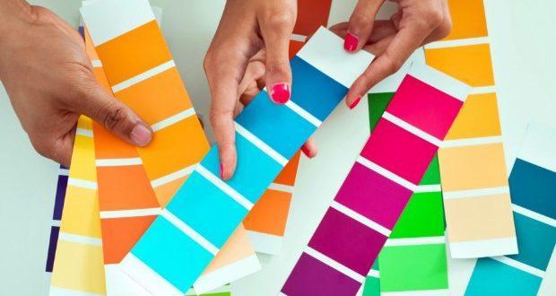 идеи покраски комнаты