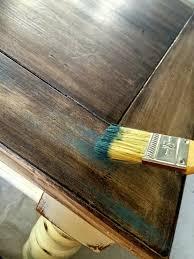 разглаживание восковой краски