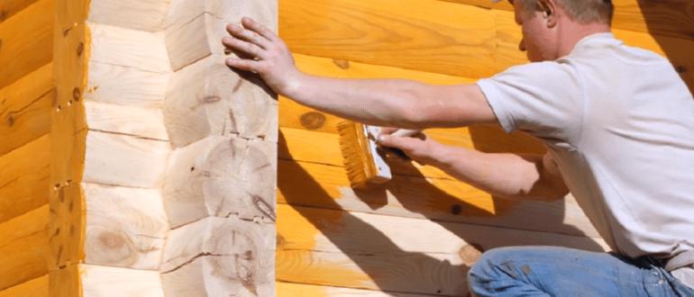 Покрасить дом снаружи
