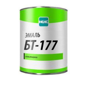 Битумная краска БТ-177