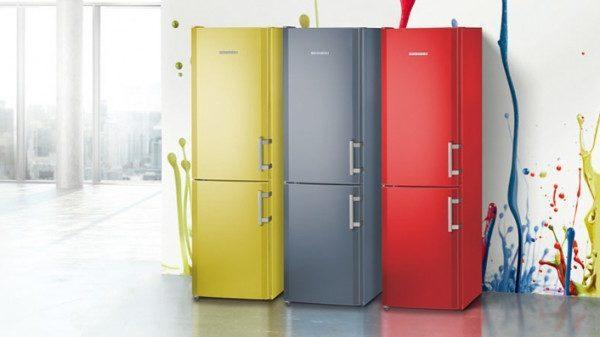 чем покрасить холодильник