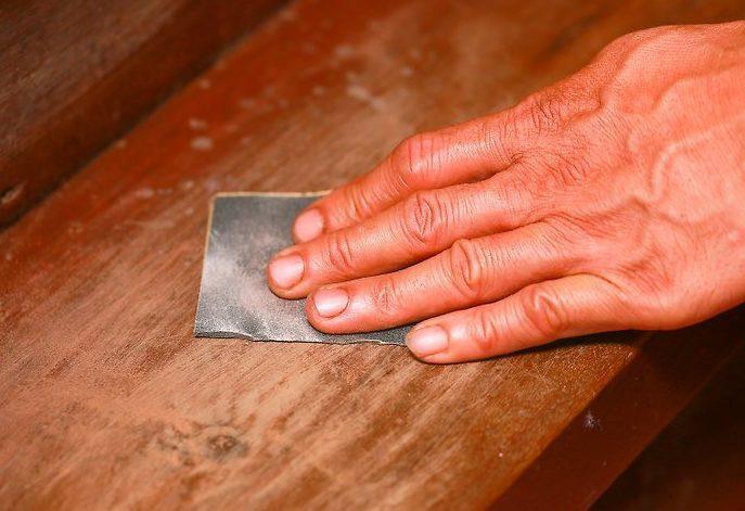 подготовка поверхности к лакированию