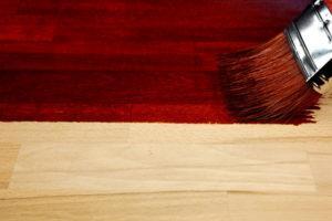 Как покрасить фанеру
