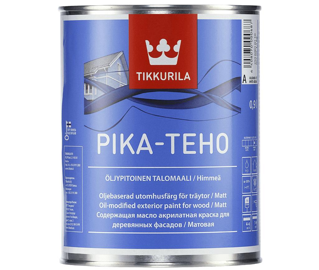 Краска «Пика-Техо»