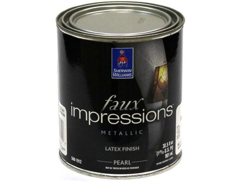 Faux Impressions Metallic