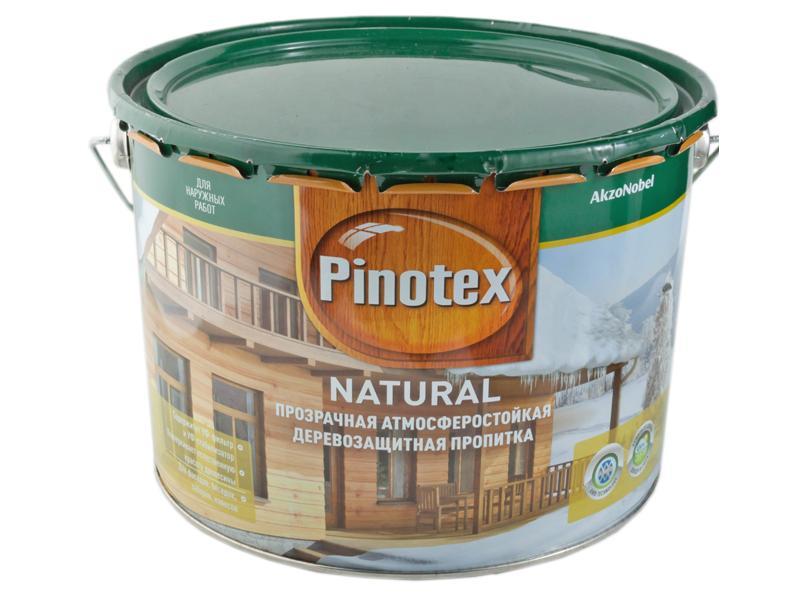 Антисептик Pinotex Natural
