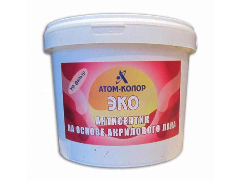 Атом-колор антисептик