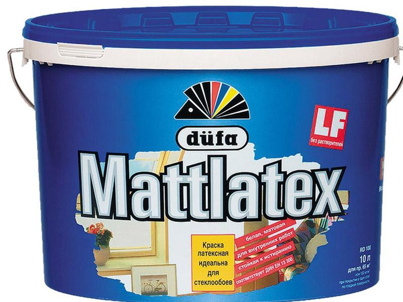 Mattlatex Dufa