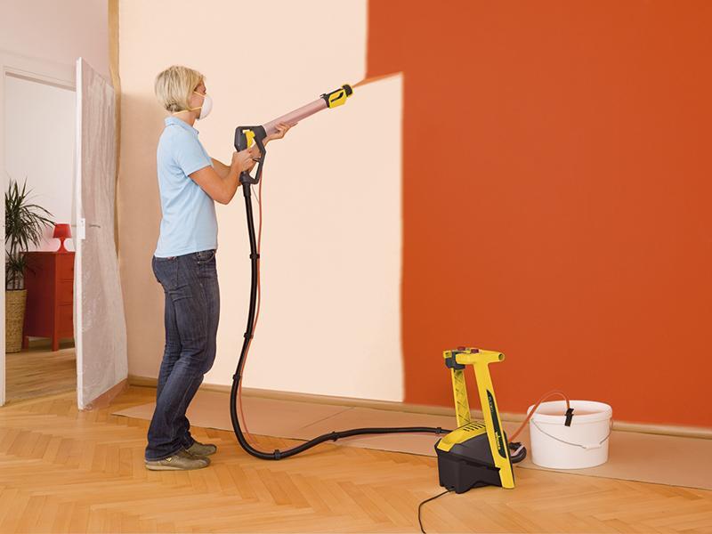 Распылитель для водоэмульсионной краски