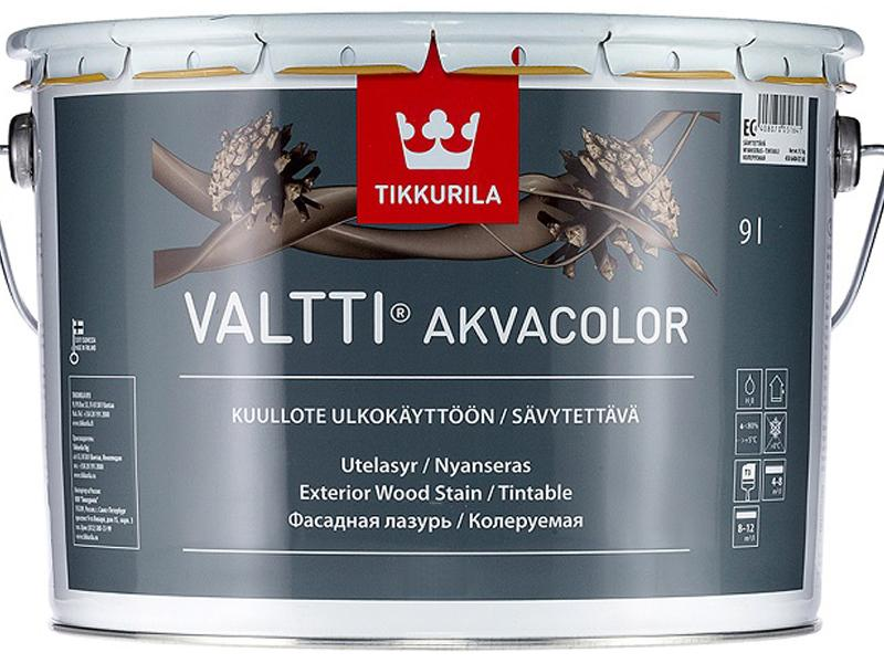 Tikkurila Valtti Akvacolor
