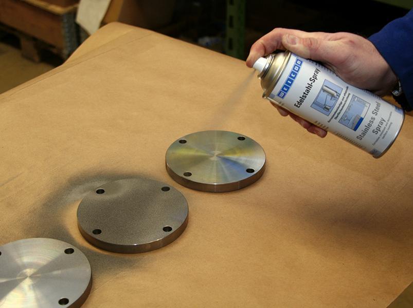 Защита металла от коррозии лаком