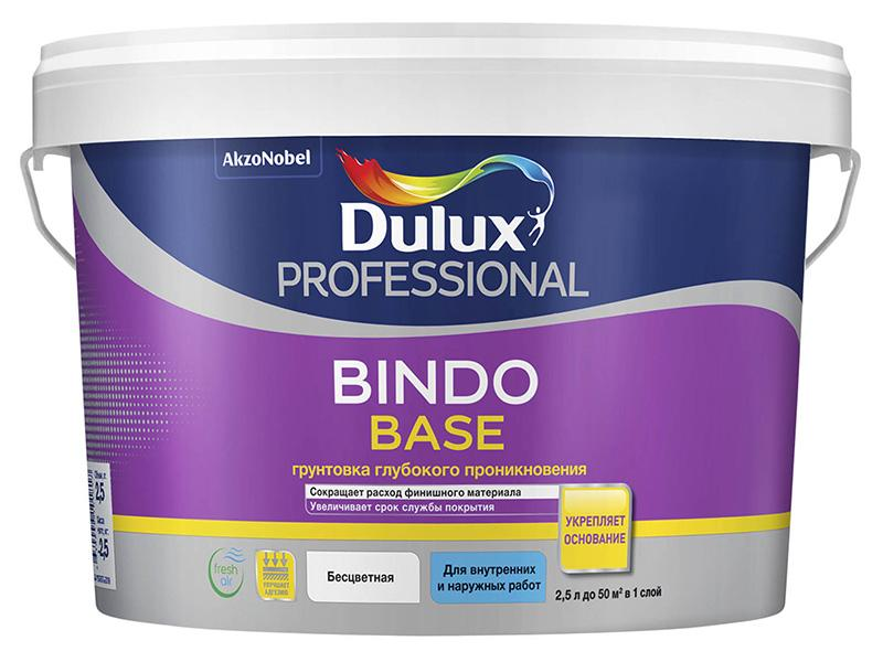 Грунт Dulux Bindo Base