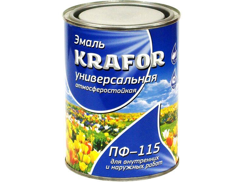 Краска Krafor ПФ-115