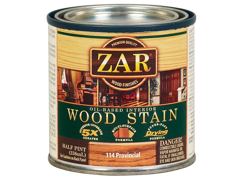 Zar Wood Stain Oil Based
