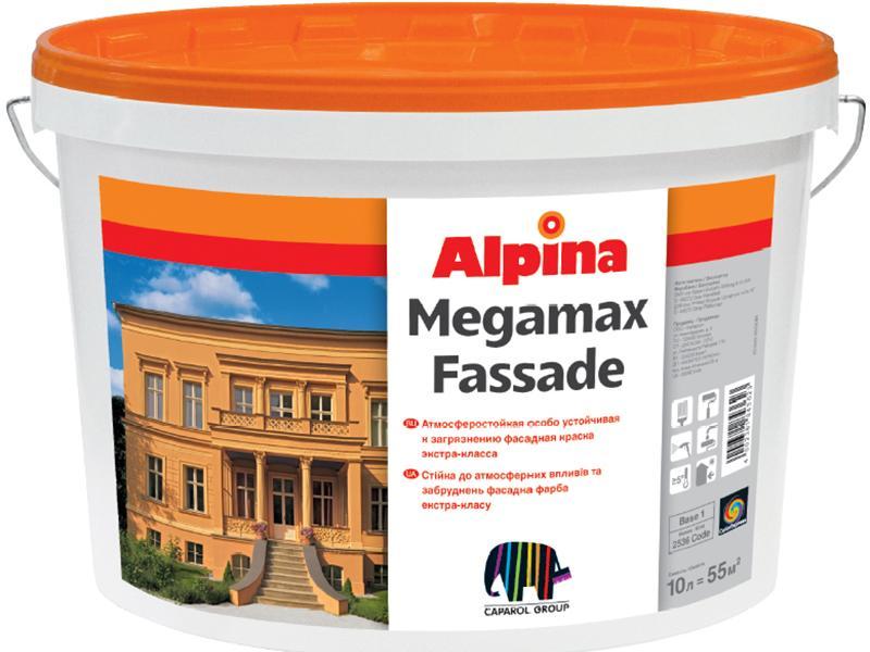Alpina MegaMax Fassade