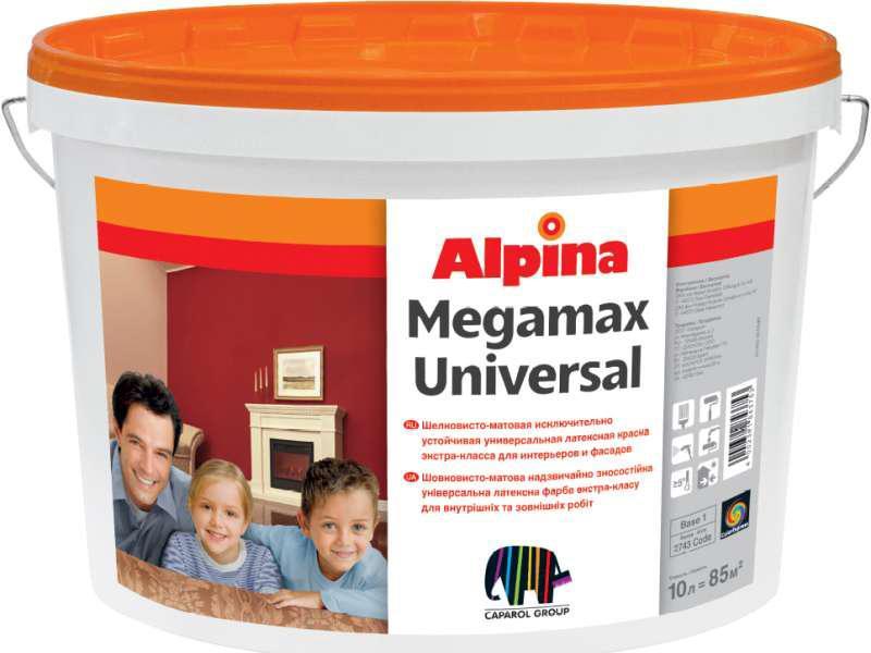 Alpina MegaMax Universal