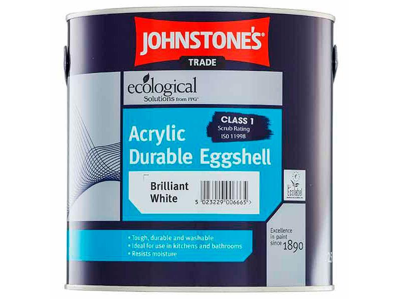 Johnstones Acrylic Eggshell база L