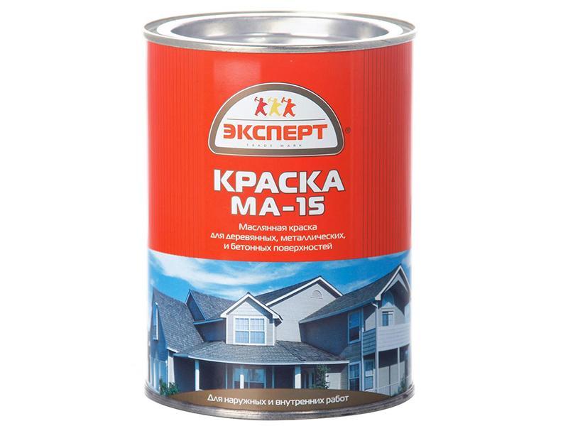 Краска МА-15 Эксперт белая