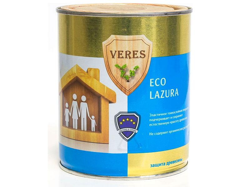 Антисептик для дерева Veres Eco Lazura