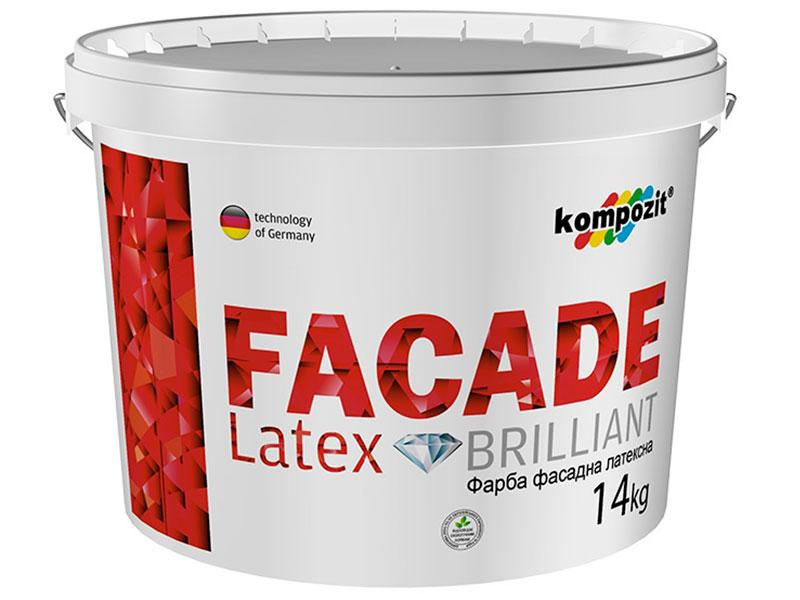 KOMPOZIT Facade Latex