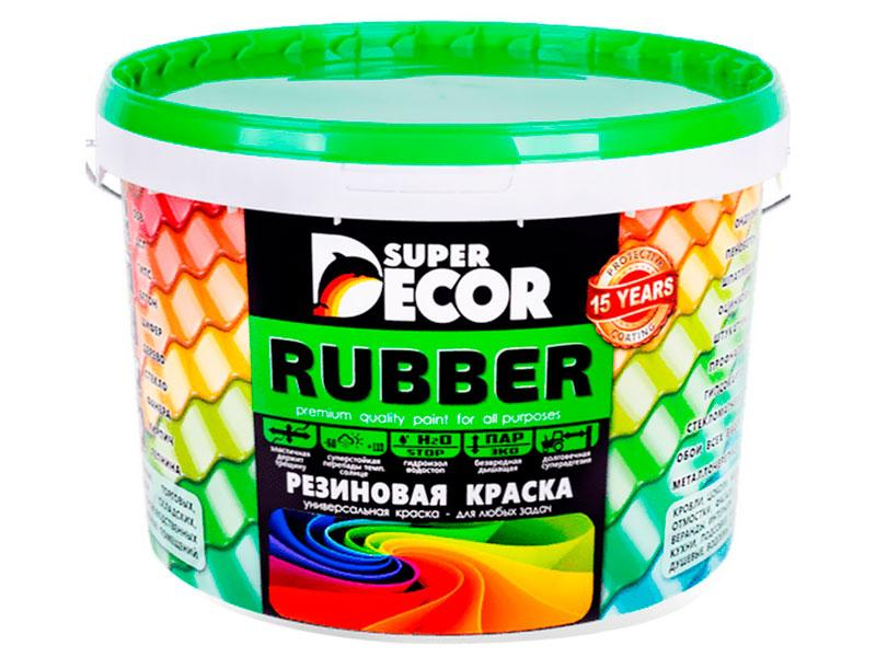 Super Decor Rubber