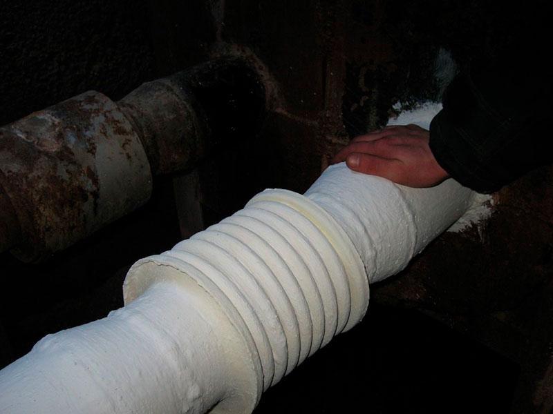 Жидкая теплоизоляция для труб